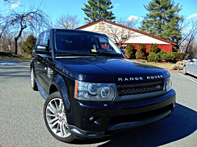 2010 Land Rover Range Rover Sport HSE LUX Leesburg, Virginia 4