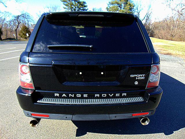 2010 Land Rover Range Rover Sport HSE LUX Leesburg, Virginia 6