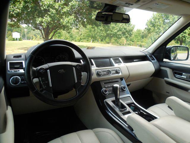 2010 Land Rover Range Rover Sport HSE LUX Leesburg, Virginia 14