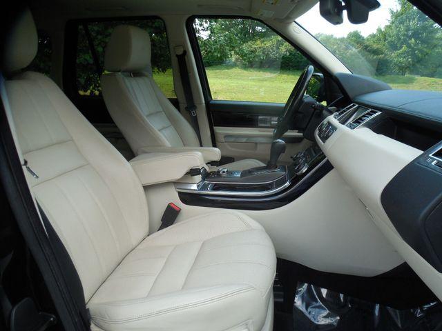 2010 Land Rover Range Rover Sport HSE LUX Leesburg, Virginia 12