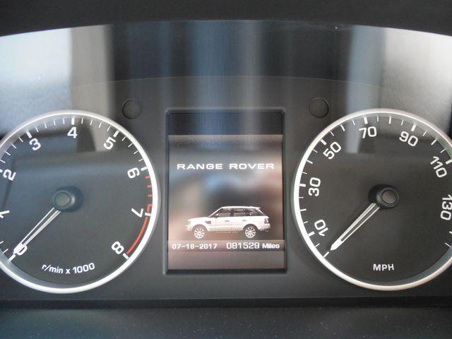 2010 Land Rover Range Rover Sport HSE LUX Leesburg, Virginia 20