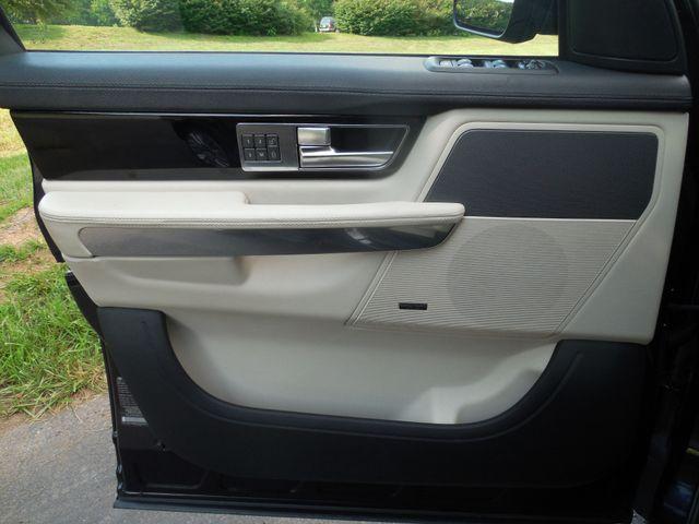 2010 Land Rover Range Rover Sport HSE LUX Leesburg, Virginia 34