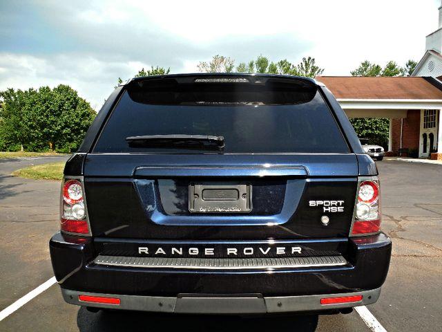 2010 Land Rover Range Rover Sport HSE LUX Leesburg, Virginia 7