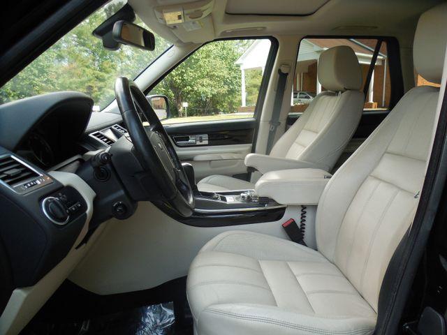 2010 Land Rover Range Rover Sport HSE LUX Leesburg, Virginia 13