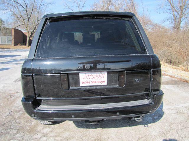 2010 Land Rover Range Rover HSE LUX St. Louis, Missouri 3