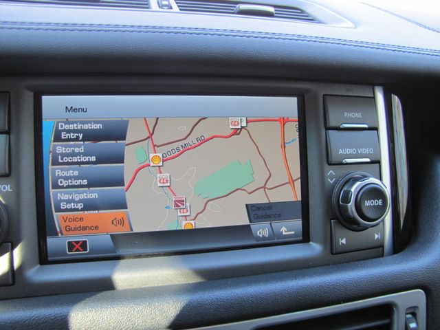 2010 Land Rover Range Rover HSE LUX St. Louis, Missouri 4