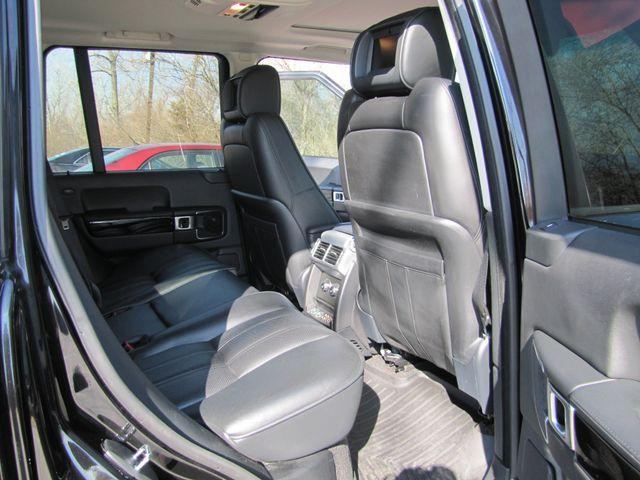 2010 Land Rover Range Rover HSE LUX St. Louis, Missouri 10