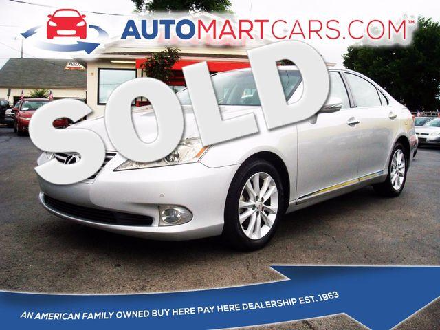 2010 Lexus ES 350  | Nashville, Tennessee | Auto Mart Used Cars Inc. in Nashville Tennessee
