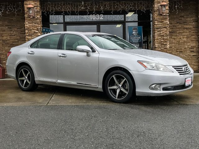 2010 Lexus ES 350 The CARFAX Buy Back Guarantee that comes with this vehicle means that you can bu
