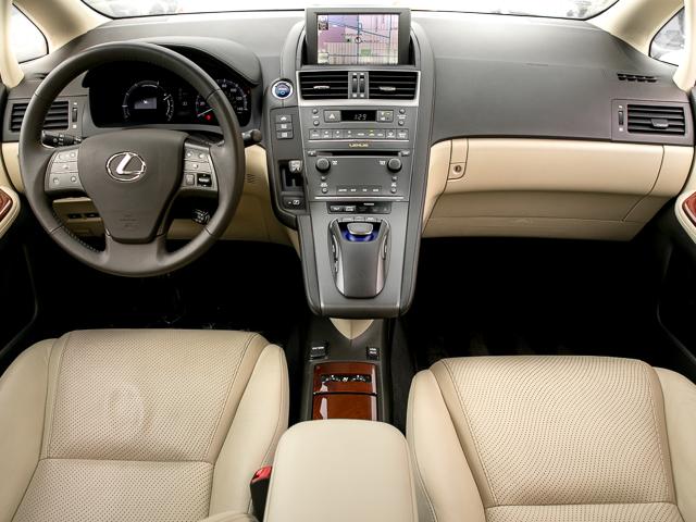 2010 Lexus HS 250h Premium Burbank, CA 8