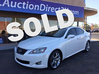 2010 Lexus IS 250 3 MONTH/3,000 MILE NATIONAL POWERTRAIN WARRANTY Mesa, Arizona