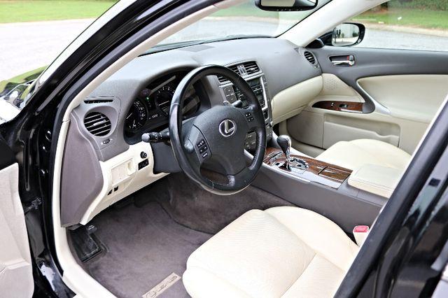 2010 Lexus IS 250 Mooresville, North Carolina 9