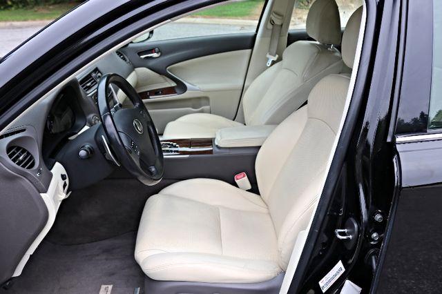 2010 Lexus IS 250 Mooresville, North Carolina 10