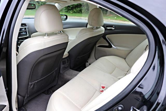 2010 Lexus IS 250 Mooresville, North Carolina 14