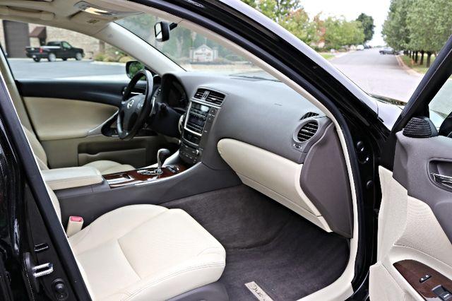 2010 Lexus IS 250 Mooresville, North Carolina 17