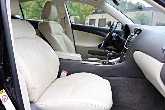 2010 Lexus IS 250 Mooresville, North Carolina 18