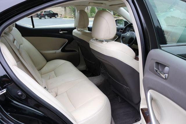 2010 Lexus IS 250 Mooresville, North Carolina 22