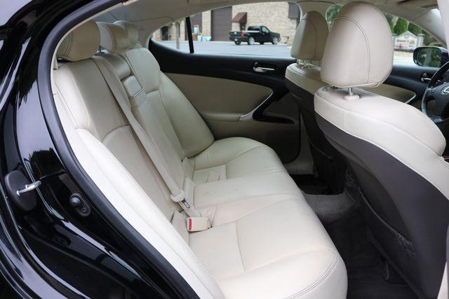 2010 Lexus IS 250 Mooresville, North Carolina 23