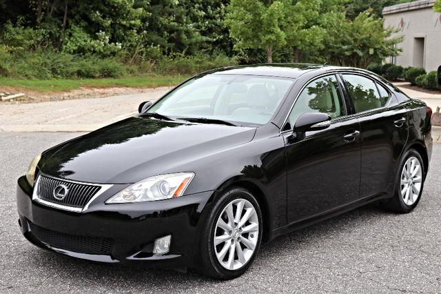 2010 Lexus IS 250 Mooresville, North Carolina 2