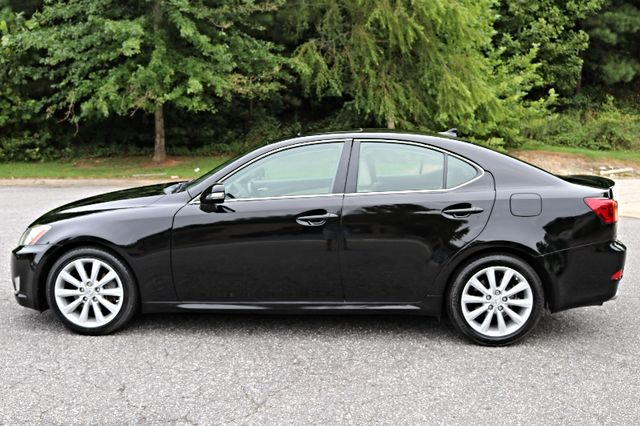 2010 Lexus IS 250 Mooresville, North Carolina 3