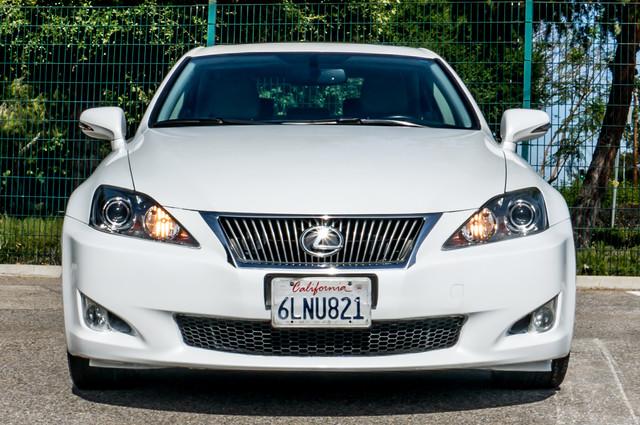 2010 Lexus IS 250 AUTO - 67K MILES - NAVI - HTD/CLD STS Reseda, CA 3