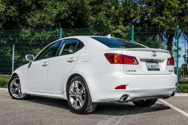 2010 Lexus IS 250 AUTO - 67K MILES - NAVI - HTD/CLD STS Reseda, CA 7