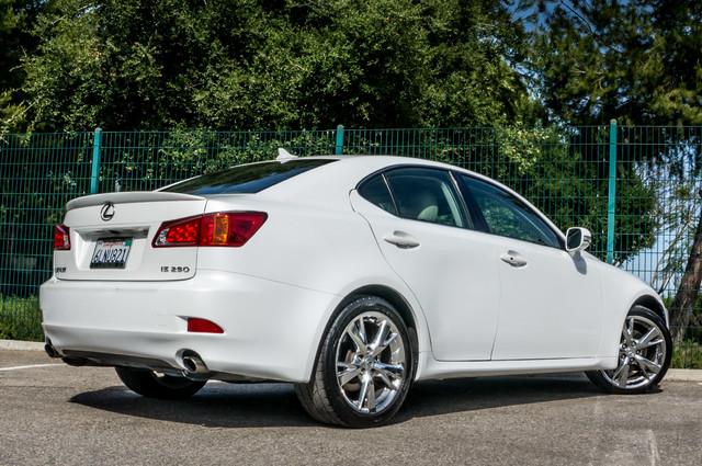 2010 Lexus IS 250 AUTO - 67K MILES - NAVI - HTD/CLD STS Reseda, CA 9