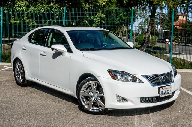 2010 Lexus IS 250 AUTO - 67K MILES - NAVI - HTD/CLD STS Reseda, CA 42