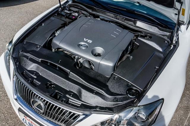 2010 Lexus IS 250 AUTO - 67K MILES - NAVI - HTD/CLD STS Reseda, CA 36