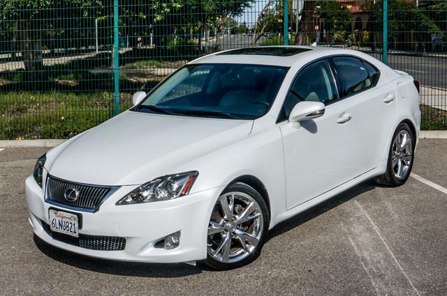 2010 Lexus IS 250 AUTO - 67K MILES - NAVI - HTD/CLD STS Reseda, CA 1