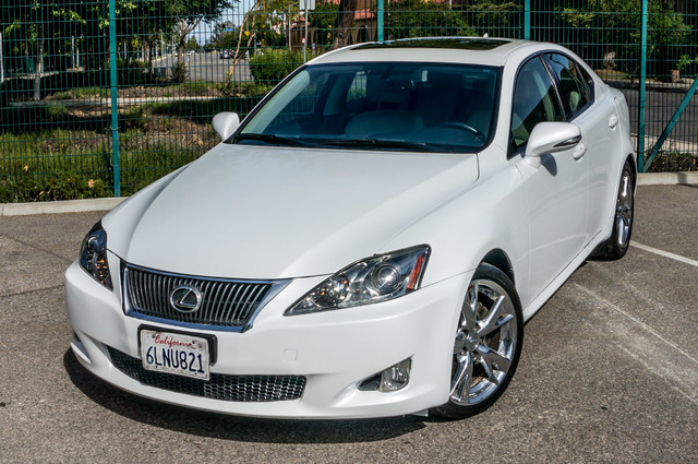 2010 Lexus IS 250 AUTO - 67K MILES - NAVI - HTD/CLD STS Reseda, CA 40