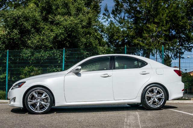 2010 Lexus IS 250 AUTO - 67K MILES - NAVI - HTD/CLD STS Reseda, CA 5