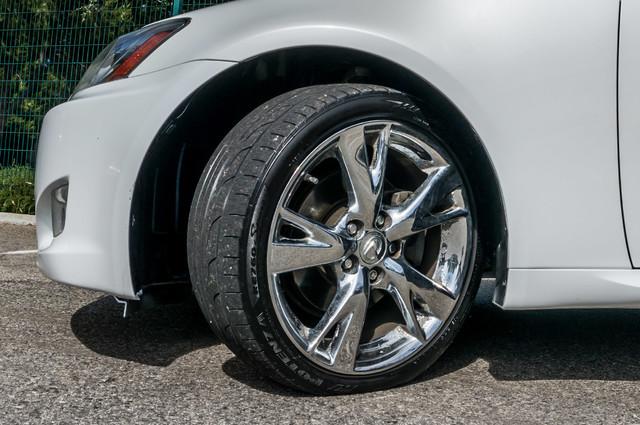 2010 Lexus IS 250 AUTO - 67K MILES - NAVI - HTD/CLD STS Reseda, CA 12