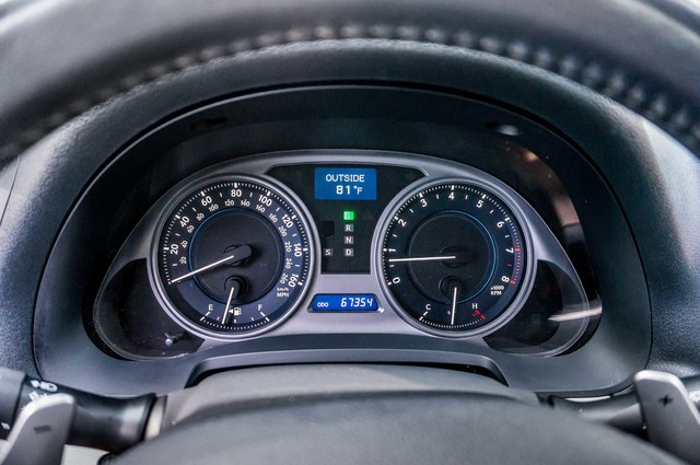 2010 Lexus IS 250 AUTO - 67K MILES - NAVI - HTD/CLD STS Reseda, CA 15