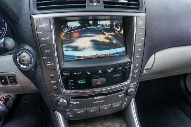 2010 Lexus IS 250 AUTO - 67K MILES - NAVI - HTD/CLD STS Reseda, CA 23