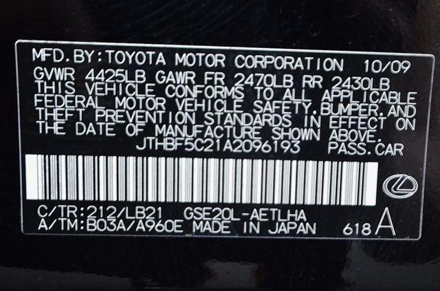 2010 Lexus IS 250 Reseda, CA 45