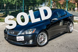 2010 Lexus IS 250 Reseda, CA