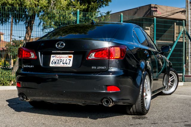 2010 Lexus IS 250 Reseda, CA 8