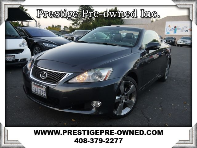 2010 Lexus IS 250C 2010 LEXUS IS 250C CONVERTIBLE---SUPER LOW 81K MILES--JUST LIKE NEW