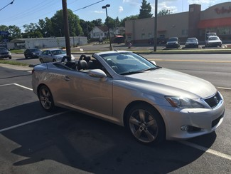 2010 Lexus IS 350C HARD TOP CONV Knoxville , Tennessee