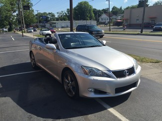 2010 Lexus IS 350C HARD TOP CONV Knoxville , Tennessee 3