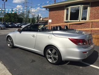 2010 Lexus IS 350C HARD TOP CONV Knoxville , Tennessee 11