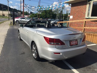 2010 Lexus IS 350C HARD TOP CONV Knoxville , Tennessee 12