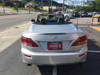 2010 Lexus IS 350C HARD TOP CONV Knoxville , Tennessee 14