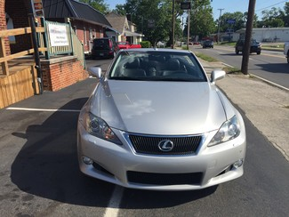 2010 Lexus IS 350C HARD TOP CONV Knoxville , Tennessee 6