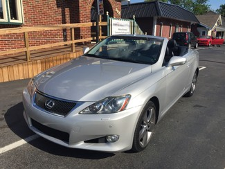 2010 Lexus IS 350C HARD TOP CONV Knoxville , Tennessee 9