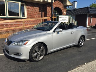 2010 Lexus IS 350C HARD TOP CONV Knoxville , Tennessee 10