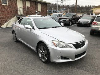 2010 Lexus IS 350C HARD TOP CONV Knoxville , Tennessee 2