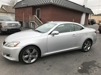 2010 Lexus IS 350C HARD TOP CONV Knoxville , Tennessee 22