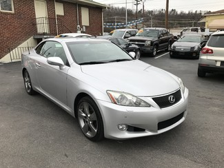 2010 Lexus IS 350C HARD TOP CONV Knoxville , Tennessee 16